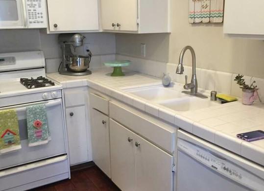 Ventura Staged Condo - Kitchen 1
