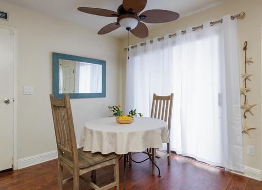 Ventura Staged Condo - Dining Room