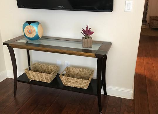 Ventura Staged Condo - Living Room 5