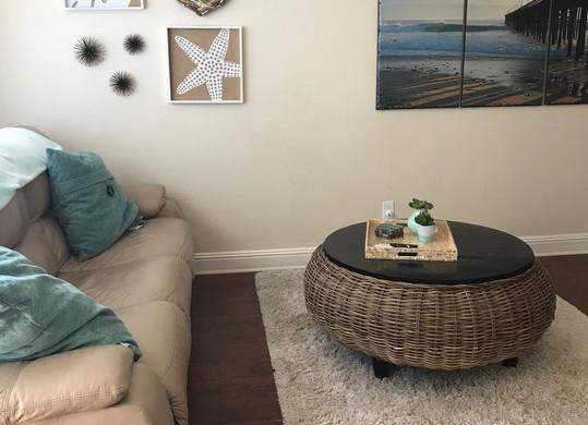 Ventura Staged Condo - Living Room 1
