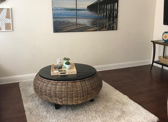 Ventura Staged Condo - Living Room 4
