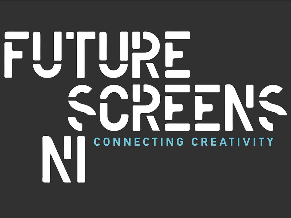 Future Screens NI Logo. Click to view Future Screens NI's website.