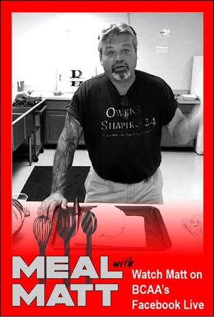 Meal/wMatt