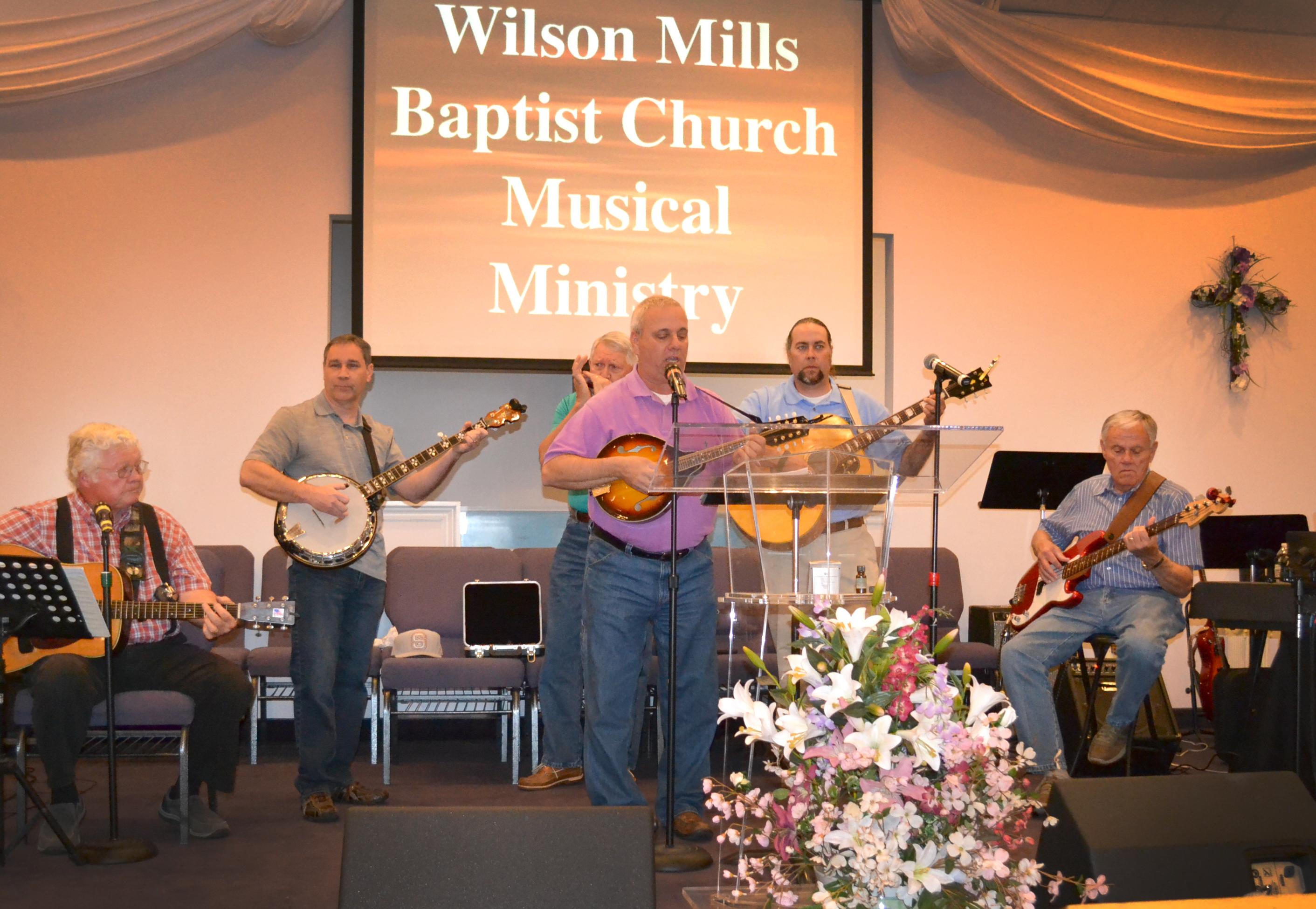 WM Baptist Ch Ministry