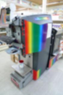 Farbmischanlage von Wunschfarben.com