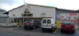 Baumarkt Steinebach 56414 Wallmerod Eingang