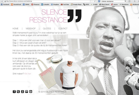 silence resistance