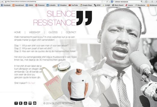 silence resistance