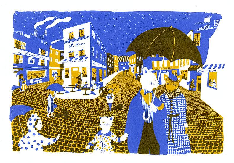 Rainy Day in Puree (Bologna Showcase)
