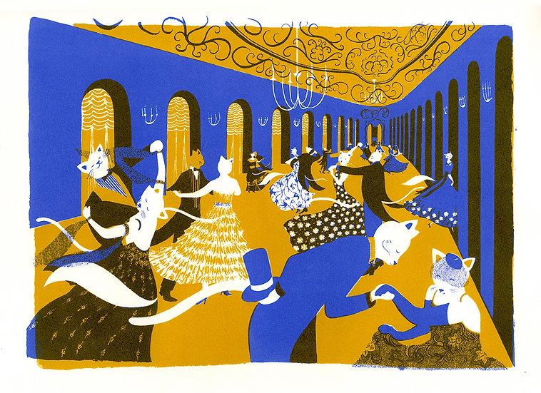 A Pureesian Waltz (Bologna Showcase)