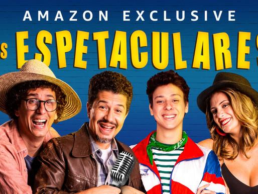 Amazon Prime Video anuncia lançamento exclusivo de quatro filmes nacionais