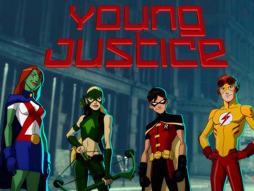 DC FanDome |  4ª temporada de Young Justice é confirmada