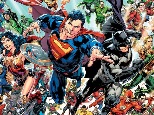 DC FanDome | Evento libera quadrinhos digitais de graça