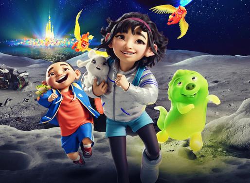 Crítica | A Caminho da Lua - a encantadora nova animação da Netflix