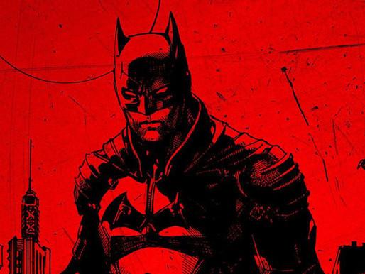 DC Fandome | The Batman ganha novas artes conceituais