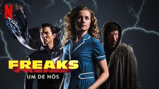 Crítica | Freaks: Um de Nós - Seriam os mutantes da Netflix?