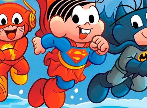 DC FanDome | Jovens Titãs e a Turma da Mônica juntos