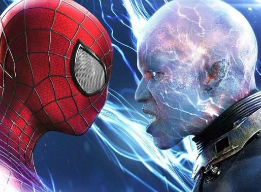 Homem-Aranha 3   Jamie Foxx está muito perto de viver novamente Electro