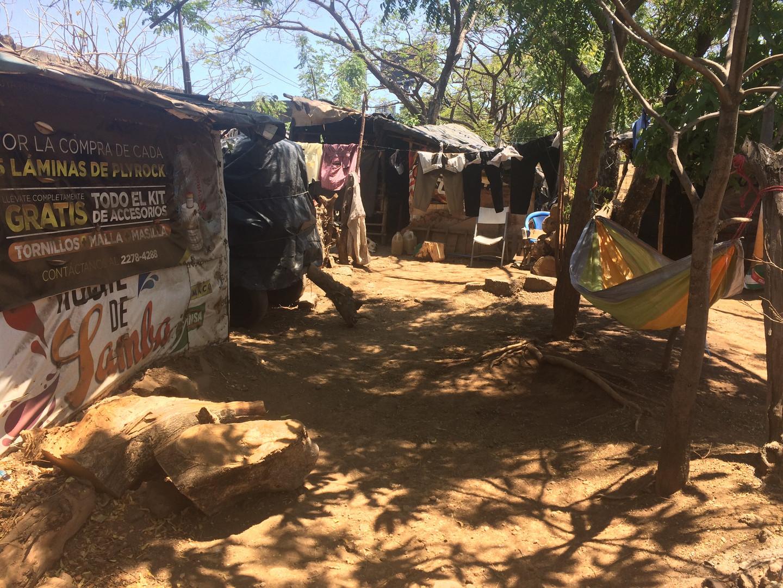 Ex Cane Worker Camp