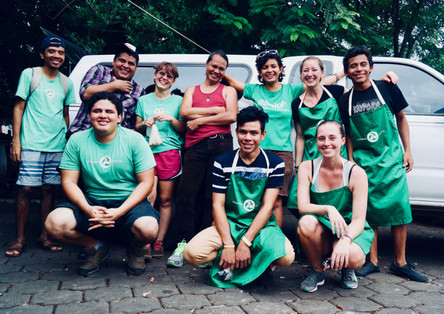 Eat United Volunteers