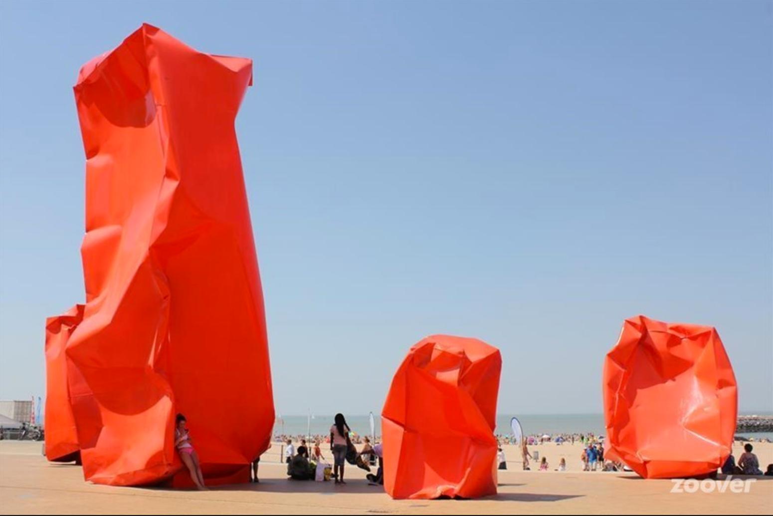 4. Oostende, Arne Quinze, Rock Strangers