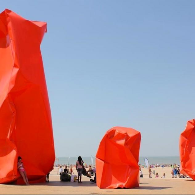 Oostende, Arne Quinze, Rock Strangers.pn