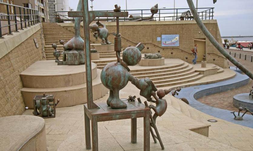 7. Beeldentuin, Tom Otterness, Museum Ba