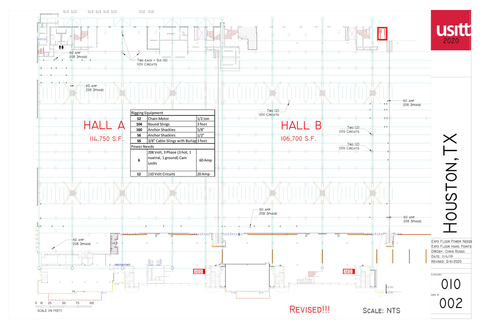 Houston 2020_Expo Floor Stages_3-6-20_Pa