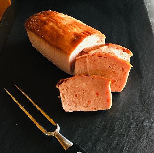 Hausgemachter Fleischkäse