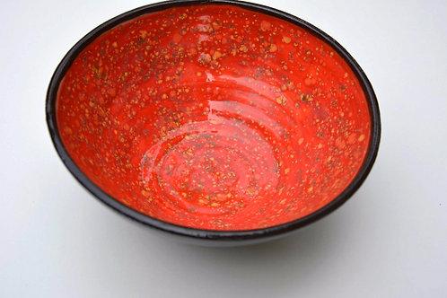 Terracotta Schale rot