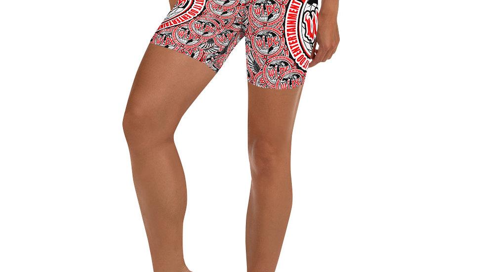 WIDE Yoga Shorts
