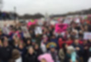 Women's March in Washington, DC