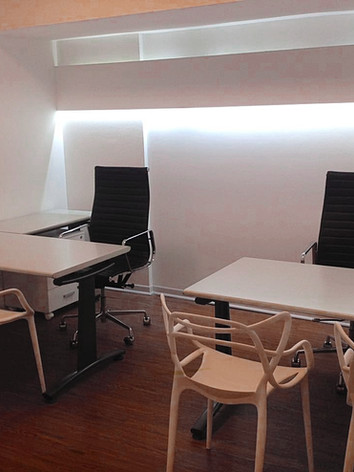 Oficinas de 2 puestos de trabajo