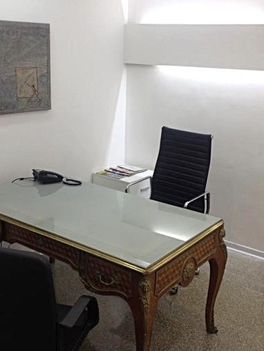 Oficinas de un puesto de trabajo