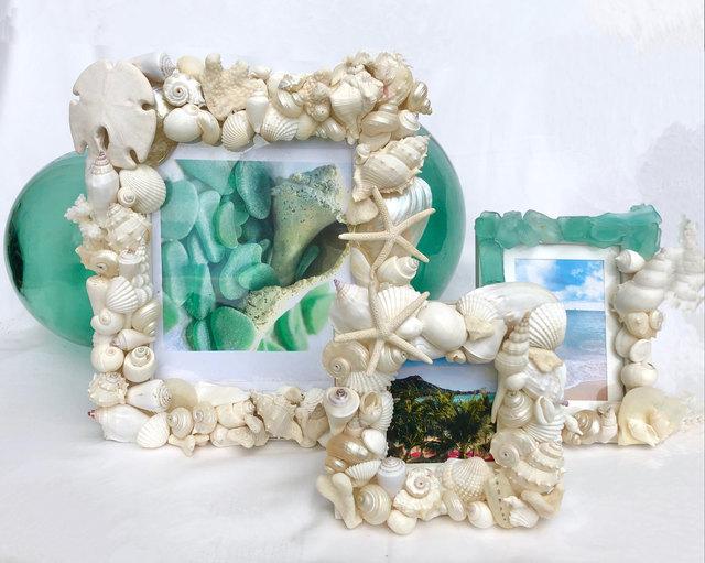 shell frames