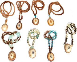 Opi'i necklaces