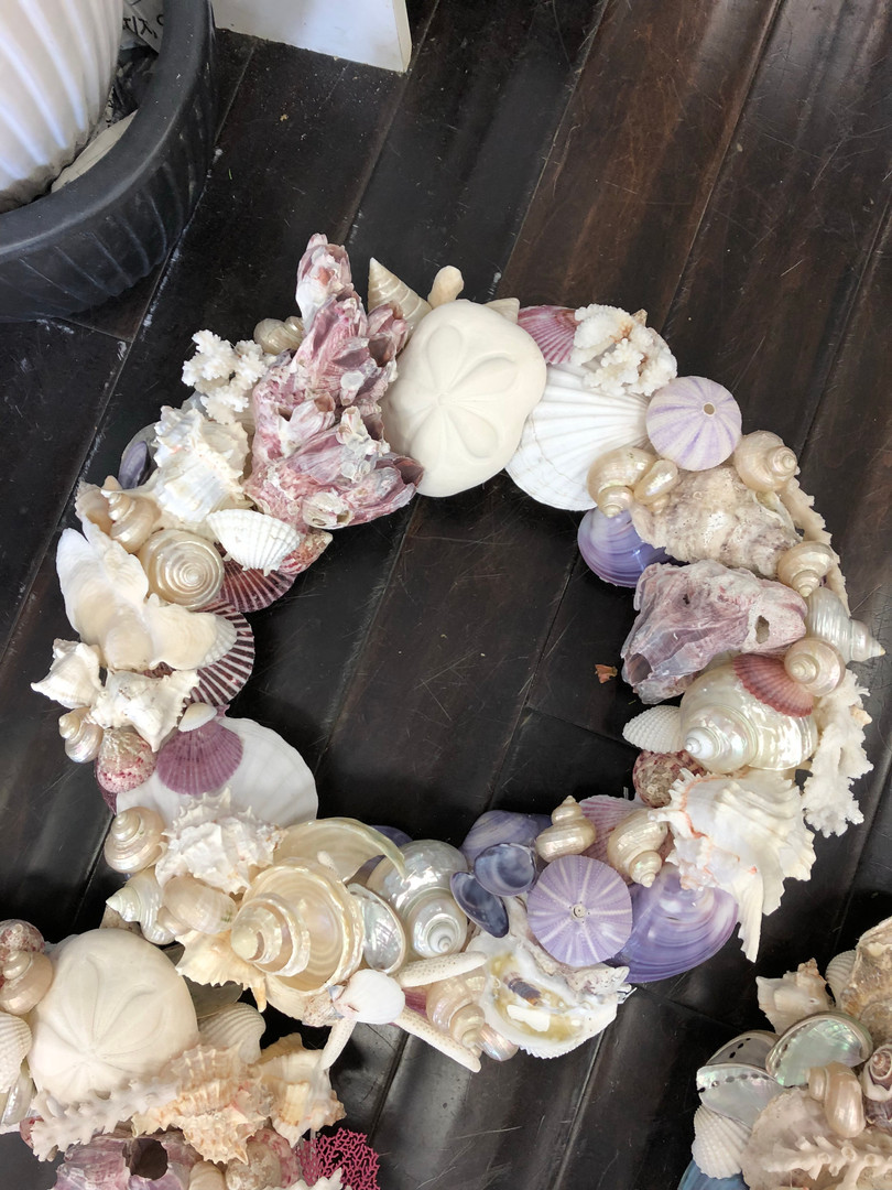 Bit brighter purple wreath
