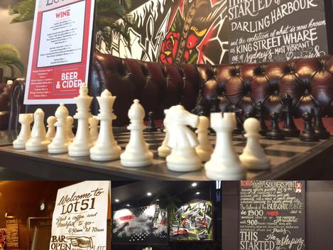 Reimagining Underperforming Spaces - Sydney Hotel Bars