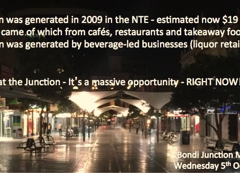 What are the Opportunities in the Night Time Economy Beyond Open Sydney