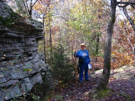 Devils Den Trail