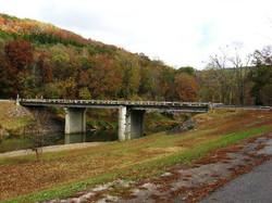 Bridge over Lee Creek