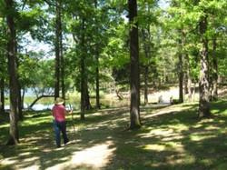 Arlene on Cedar Trail