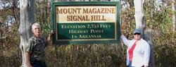 Highest Point in Arkansas