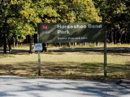 Horseshoe Bend Entrance