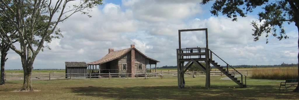 1877 log cabin
