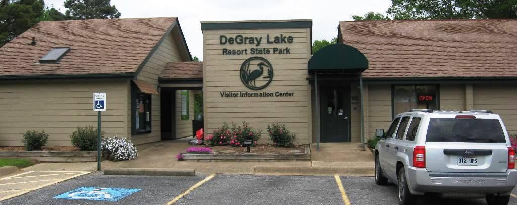 DeGray Lake Visitor Center