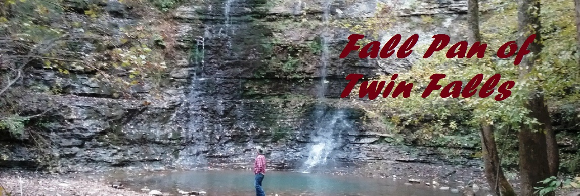 Fall Pan of Twin Falls