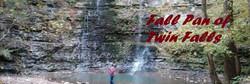 Fall Pan of Twin Falls