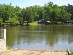 Boat Ramp in the Park