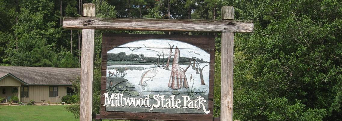 Millwood Entrance